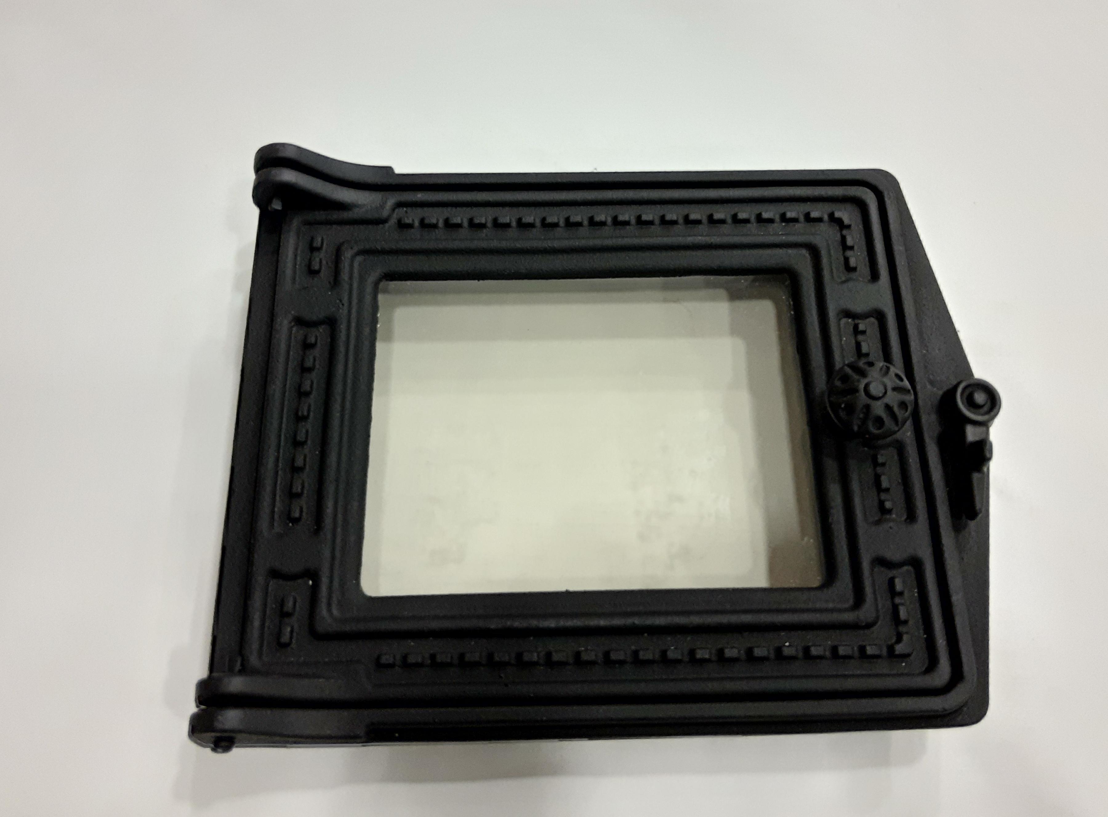 Дверка прочистная со стеклом