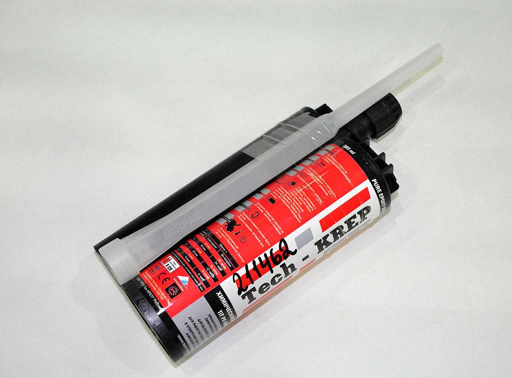 Химический анкер TiT PE500 для высоких нагрузок