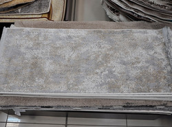 Ковер 60*140 см, крем-серый (228710)