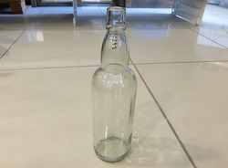 Бутылка стеклянная Litva 1000 мл