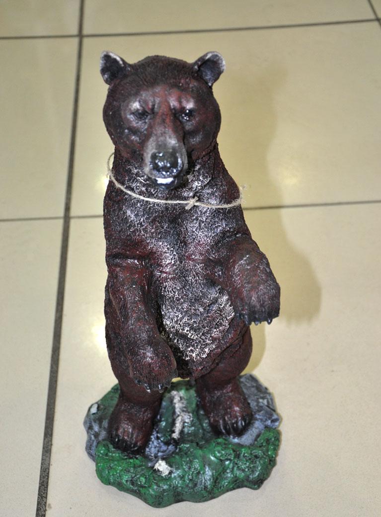 """Декоративная фигура """"Медведь"""""""