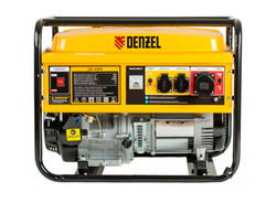 """""""DENZEL GE 6900"""", бензиновый генератор"""