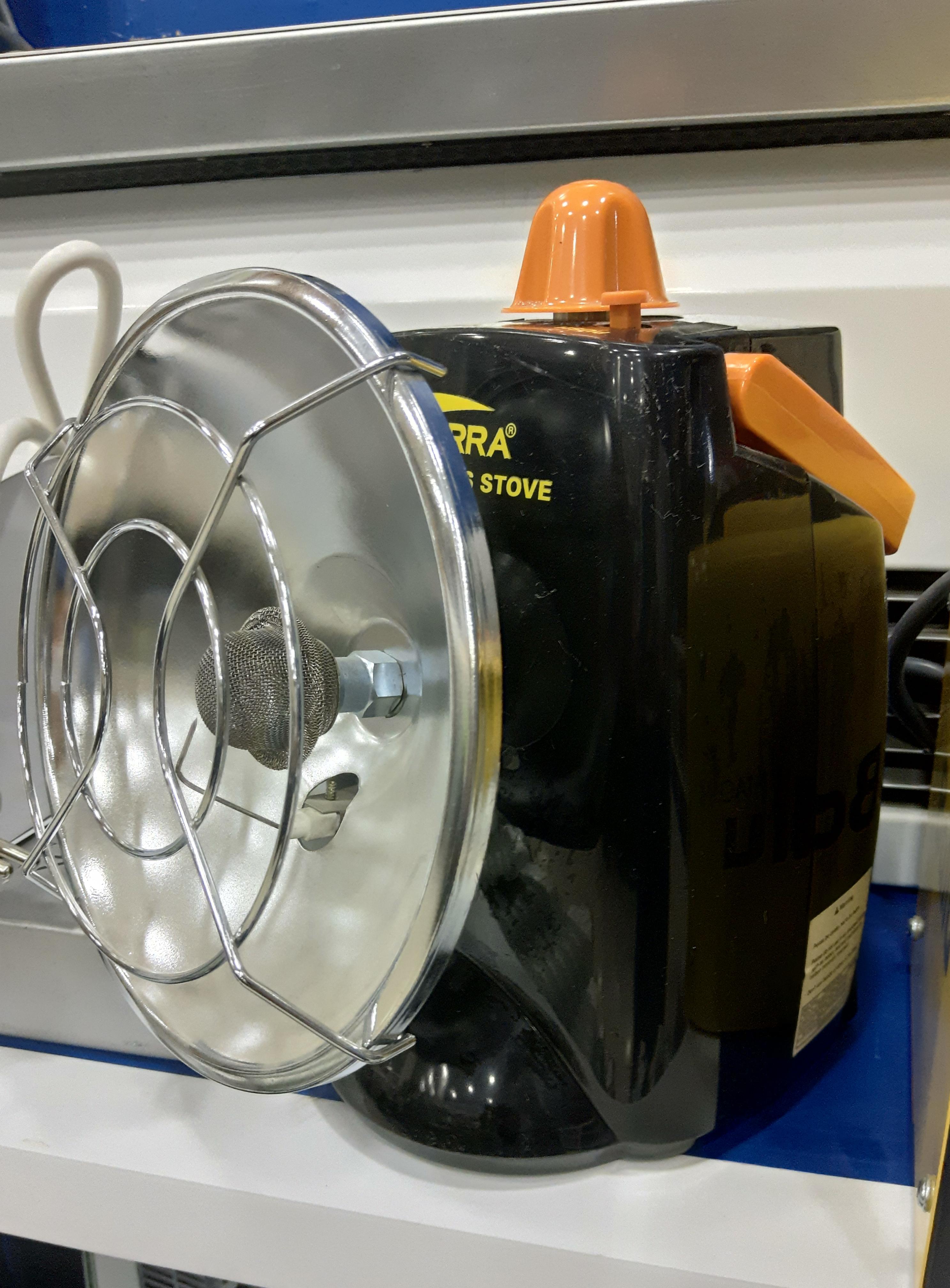 Обогреватель газовый ТН-3200