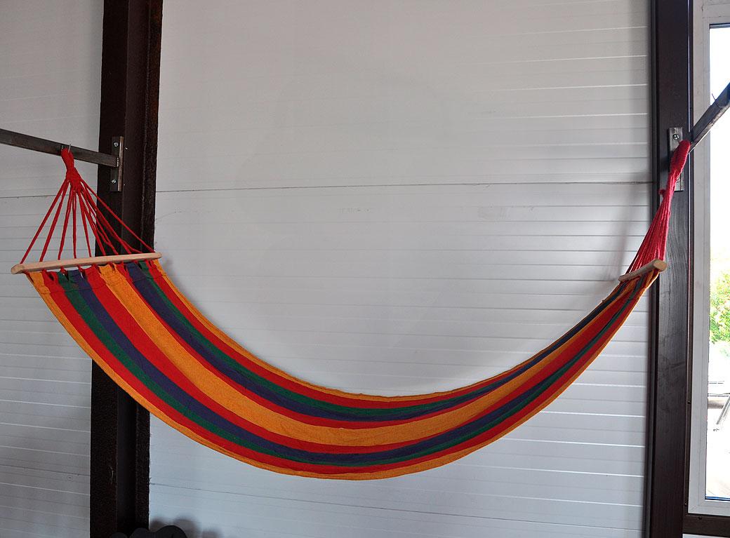 Гамак текстильный