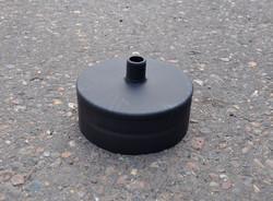 Заглушка с конденсатороотводом, 0,7 мм