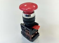 Кнопка AEAL-22 грибок с фиксатором