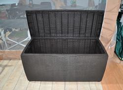 Ёмкость для хранения (сундук) Rattan, 305 л.