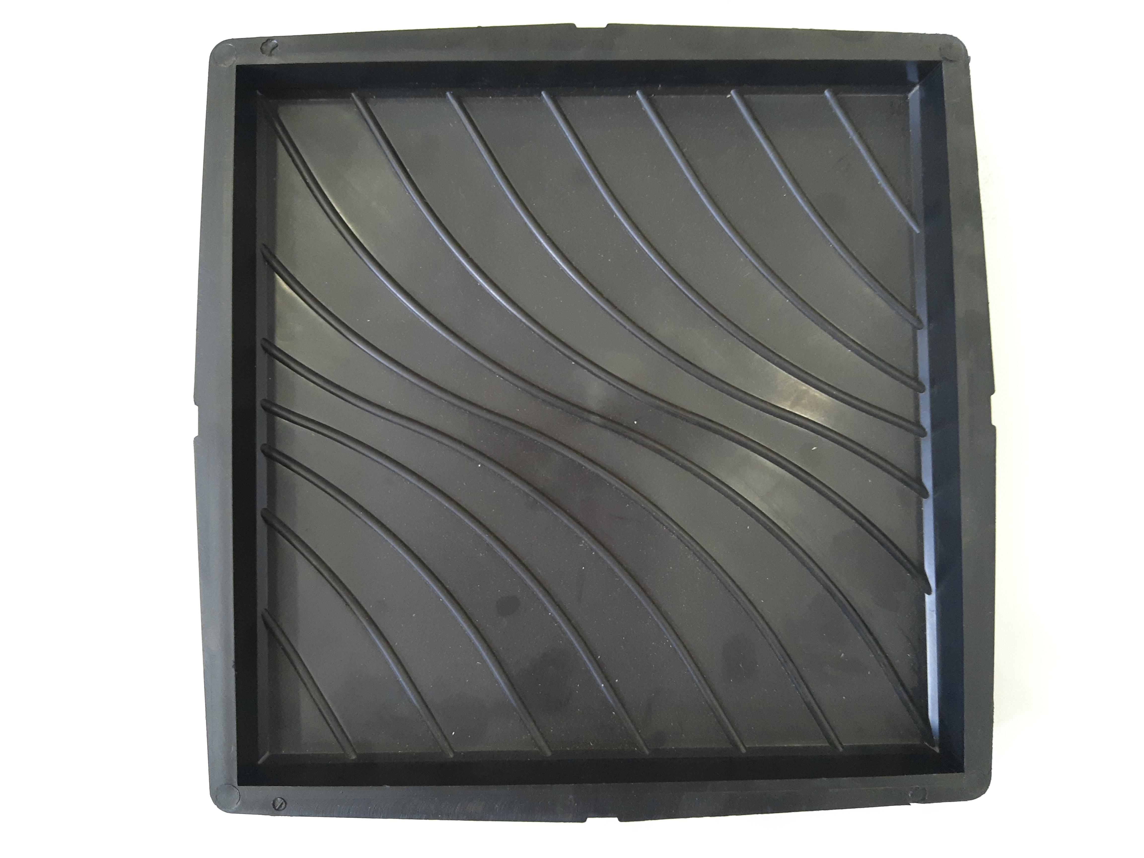 Ластрико Волна, форма для брусчатки