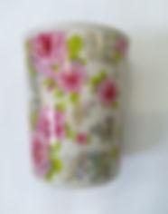 кашпо для цветов пластиковое