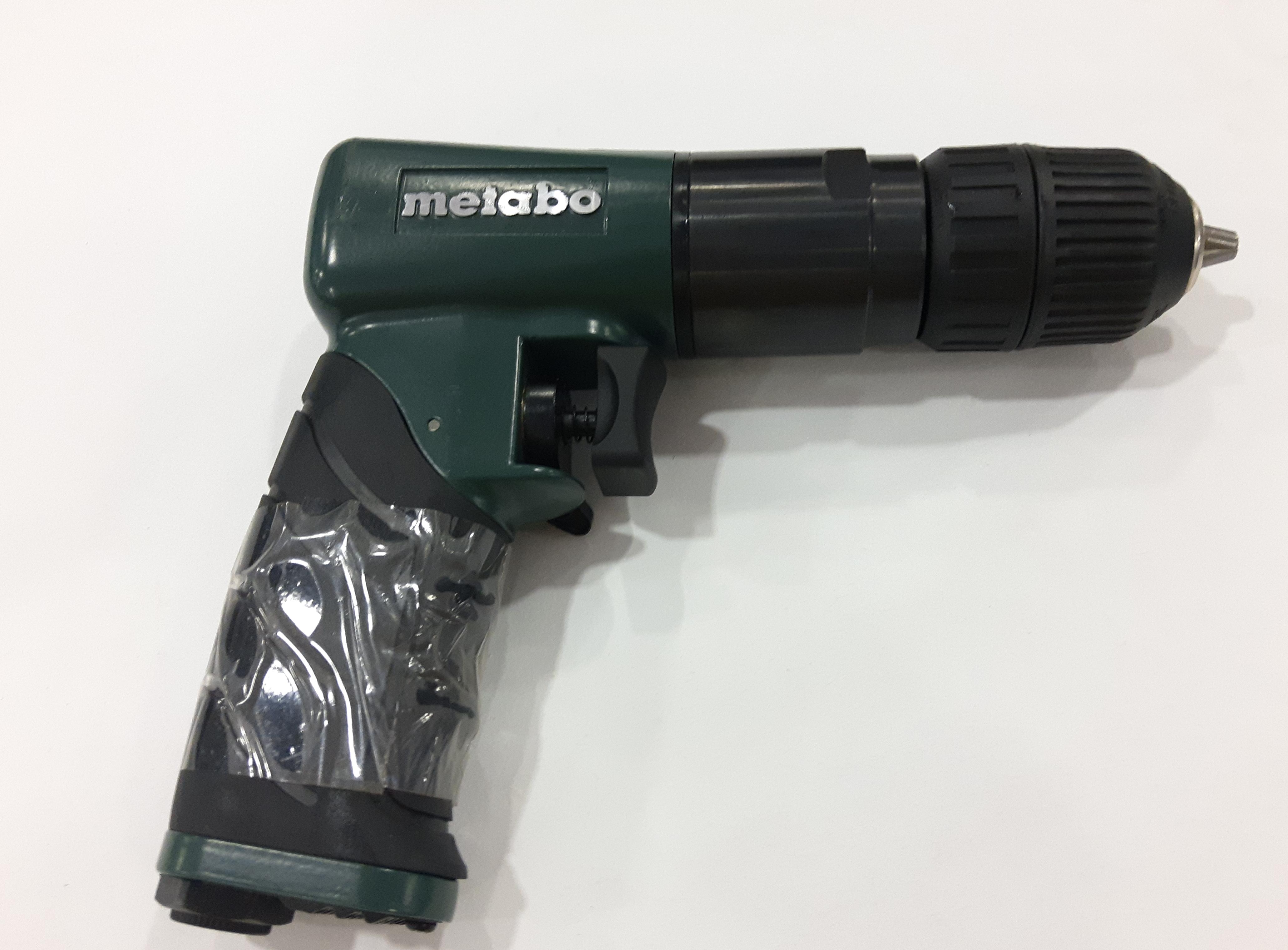 """Пневмодрель """"Метабо"""" DB 10 1800 мин"""