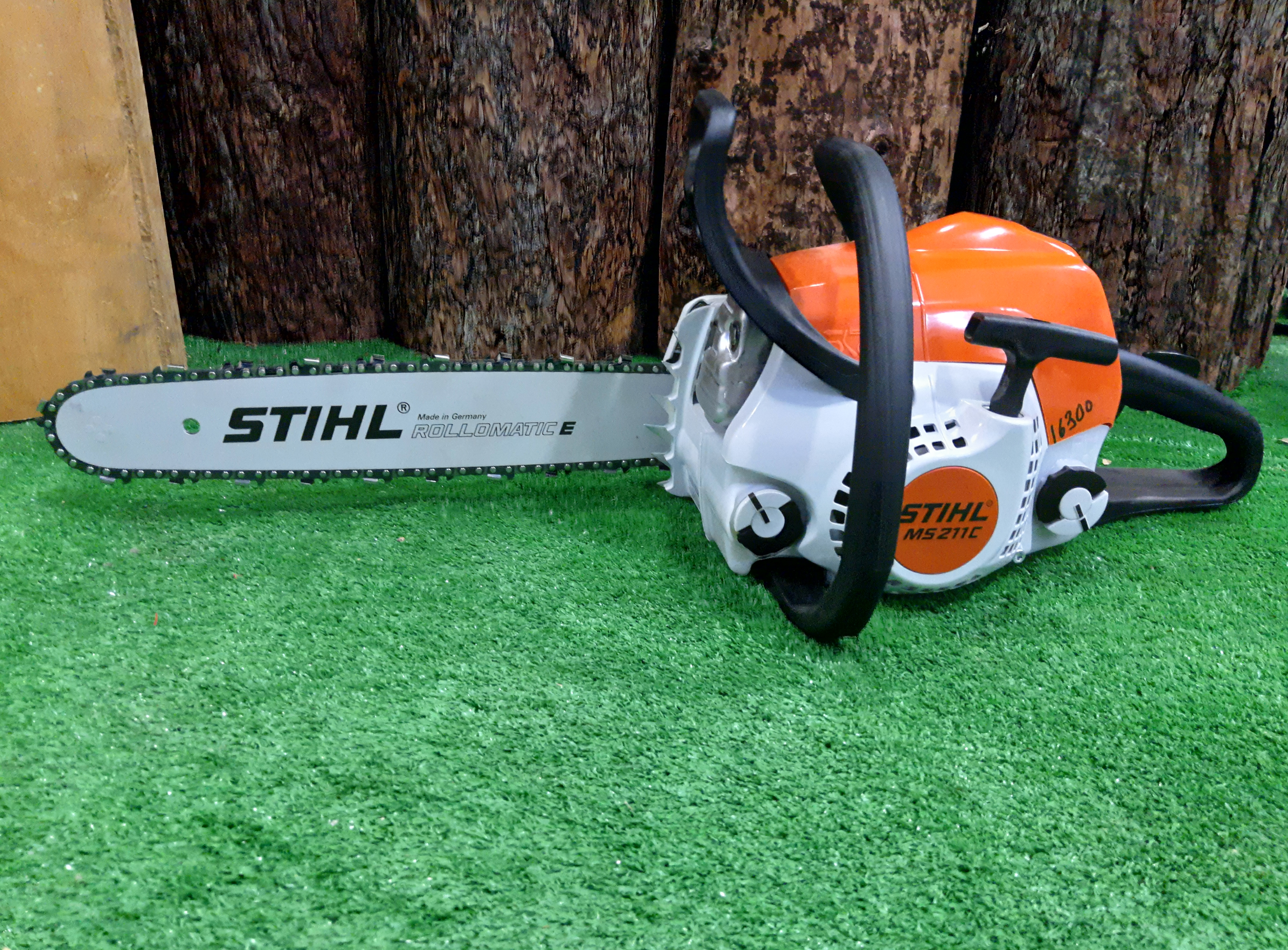 Бензопила Stihl MS211 C-BE 40 см