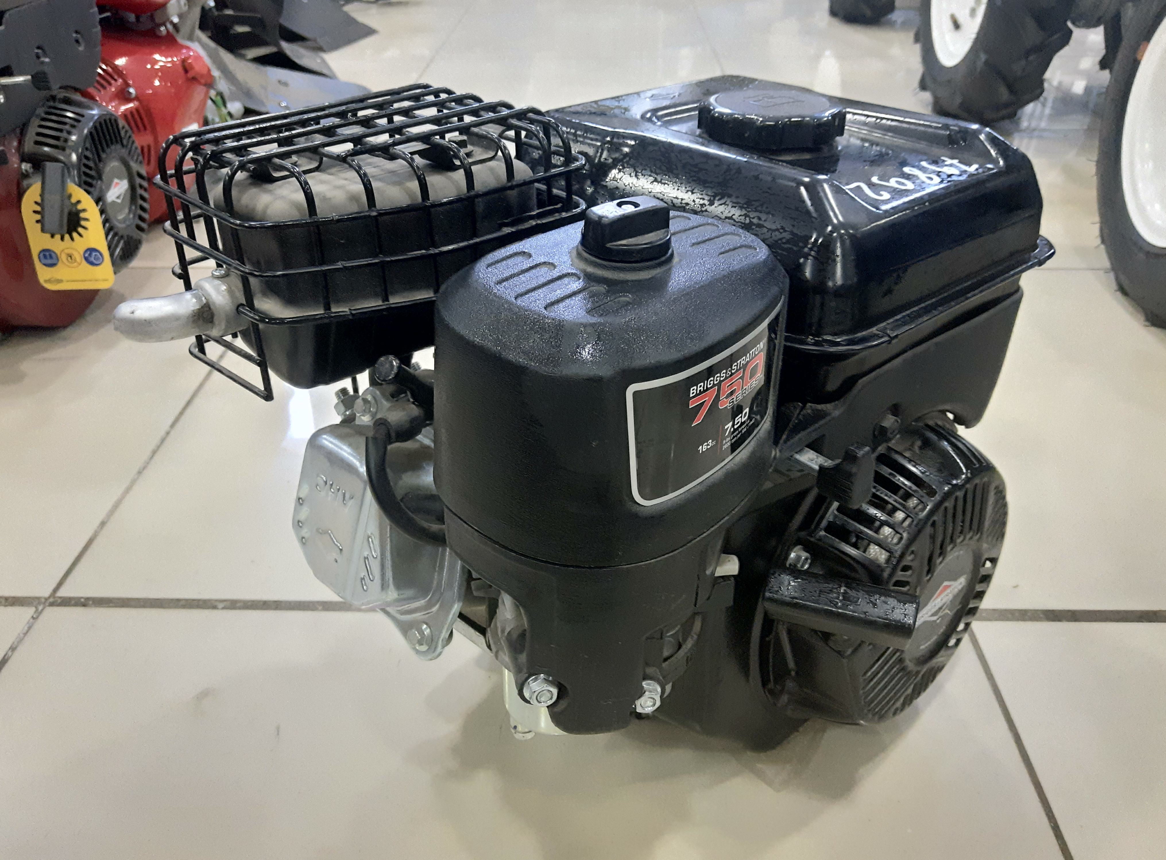 КЗД с двиг. Briggs&Stratton Series
