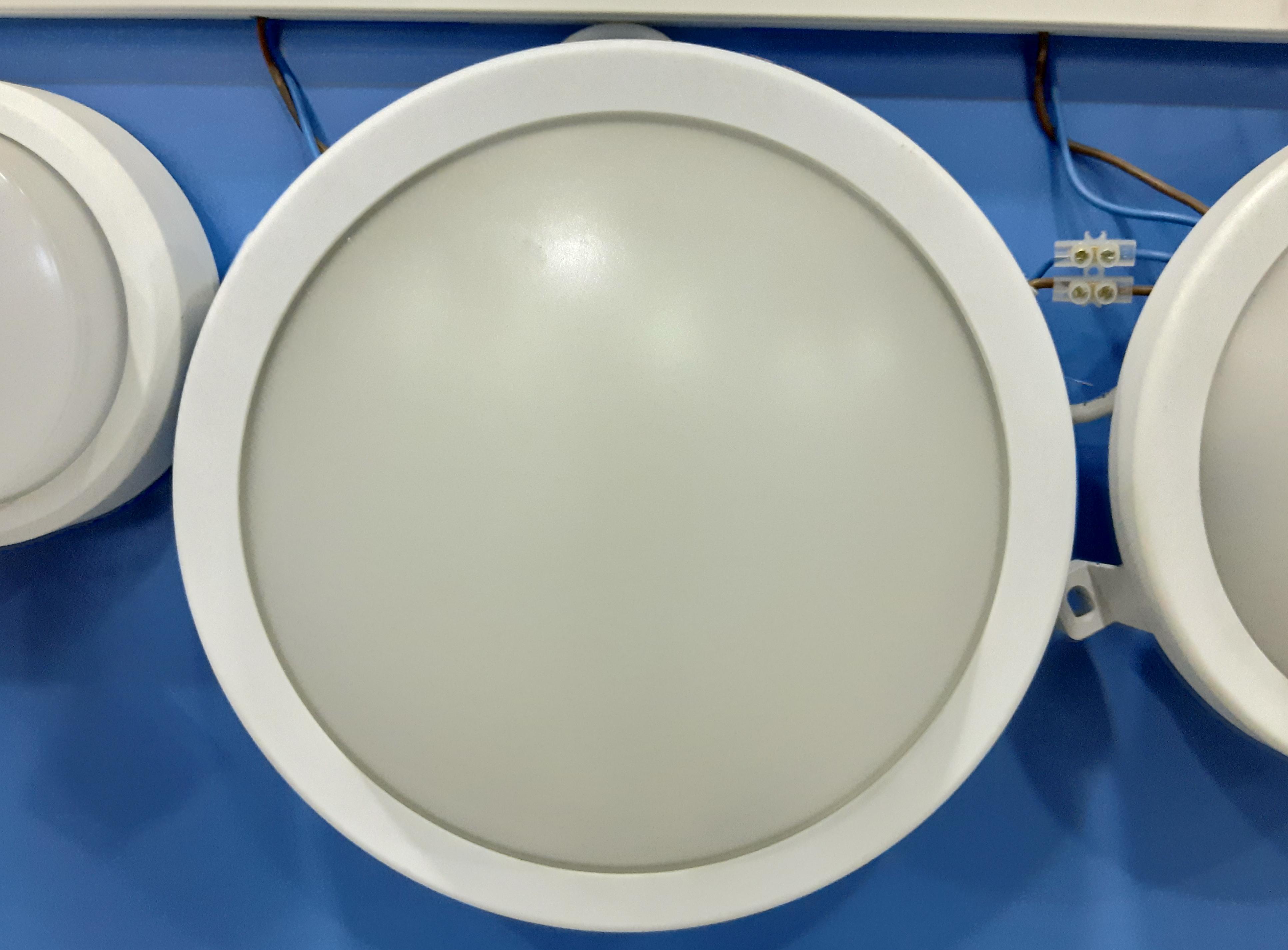 Промышленный светильник светодиодный
