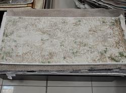 Ковер 60*140 см, беж-зеленый (228711)