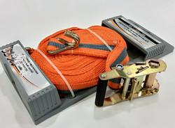 Ремень багажный с крюками