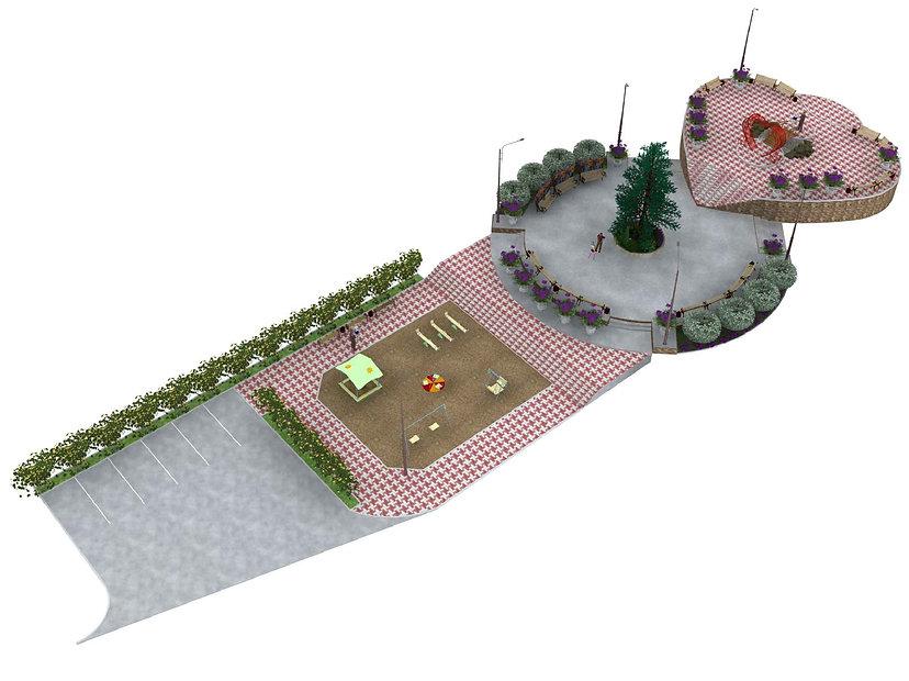 Комфортная городская среда, Канск, поект