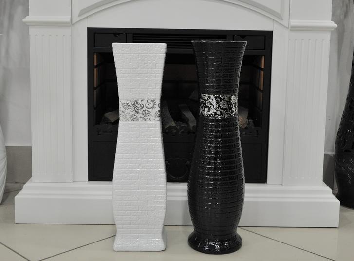 Ваза декоративная керамическая