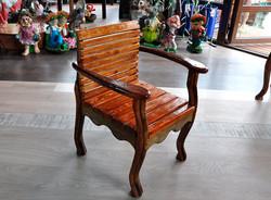 Кресло детское, дерево.