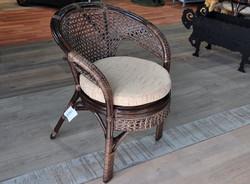 """Кресло """"Пеланги"""", подушка рогожка"""