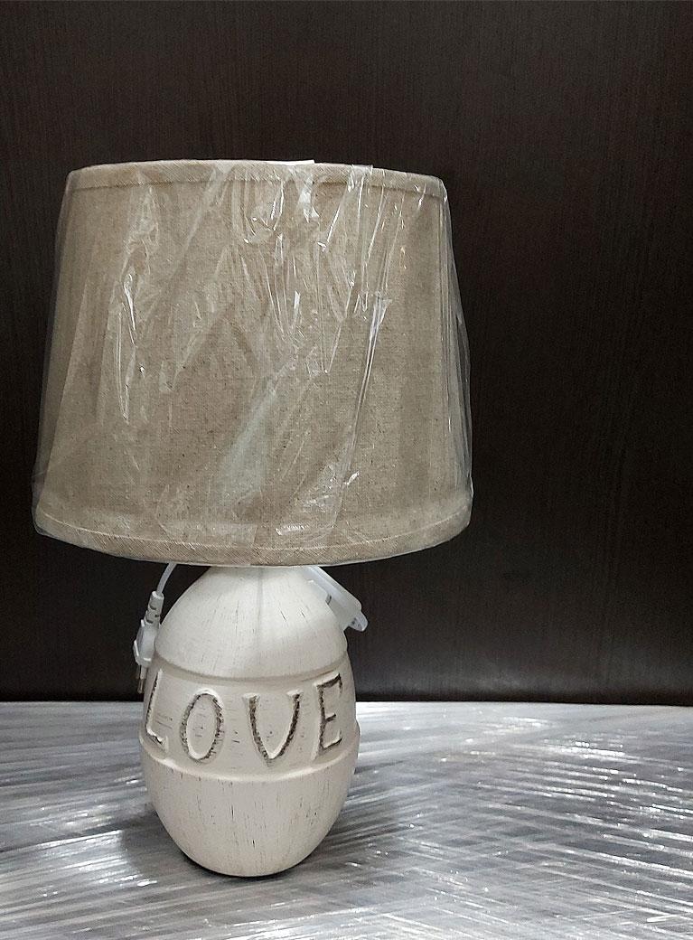 """Лампа настольная """"Love"""", 22*22*35 см"""