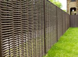 забор, полимерная лоза