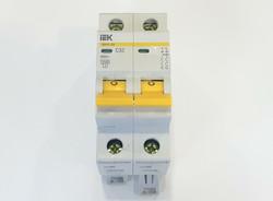 Выключатель автомат. IEK 47-29 2п.