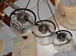 Светильник подвесной 20901/3BK CL