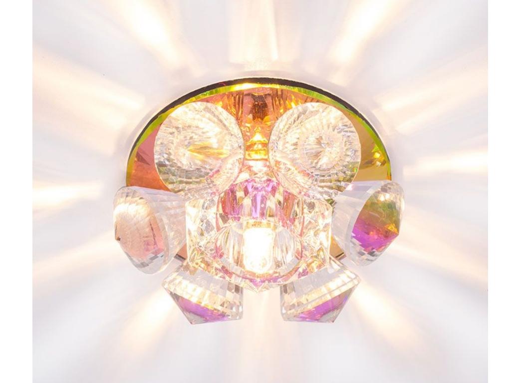 светильник точечный f2070 mr cl