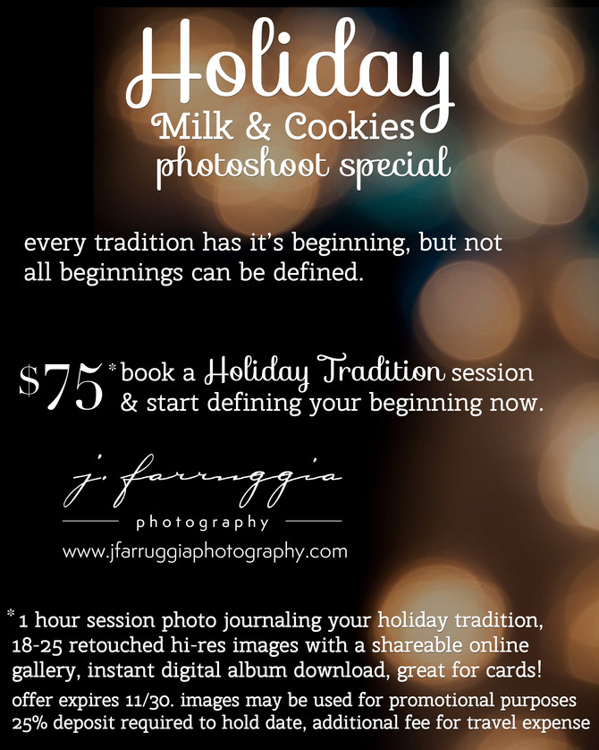 Milk & Cookies   Holiday Traditions