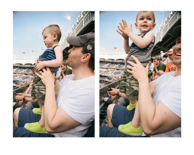 365 | MDW Yankee Game | Astoria Photographer