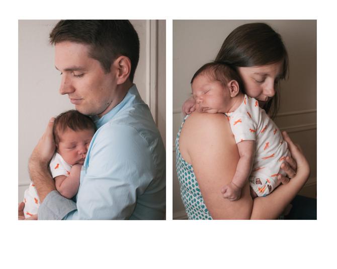 Mini Newborn In-Home   Astoria