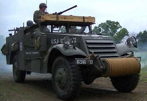 1941 Scout Car