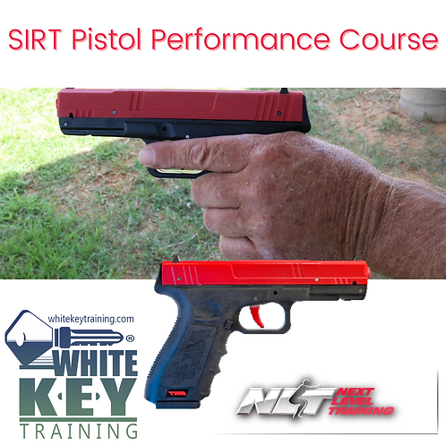 SIRT - Pistol Performance Course