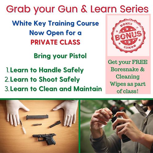 PRIVATE Class - Grab Your Gun - Multi Person