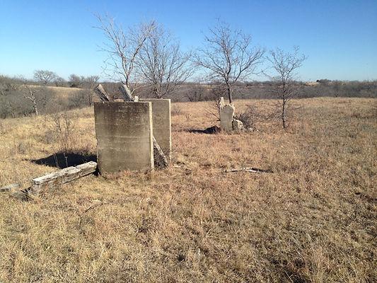 Camp Howze TX Hand Grenade Range