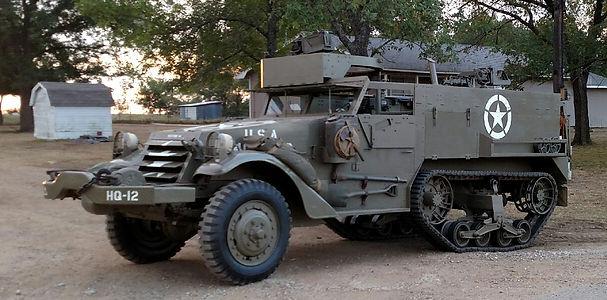M2A1 Halftrack