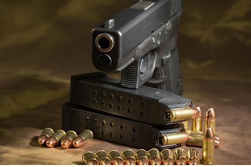 Firearm Rental w/ Ammunition
