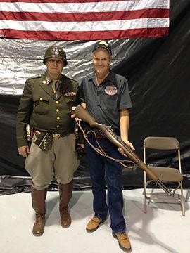 History Alive Hanger Dance Patton M1 Garand