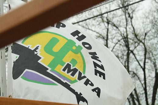 Camp Howze MVPA Flag