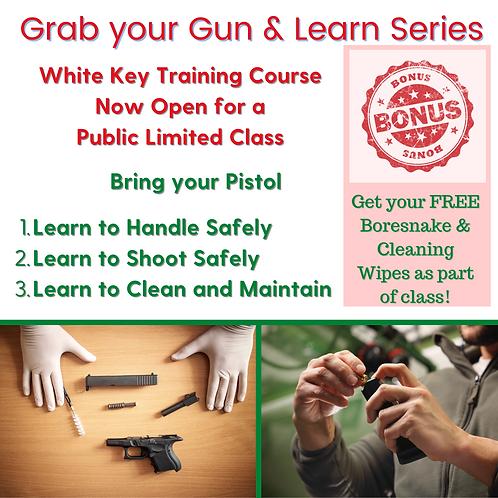 Public - Limited - Grab your Gun Course - April 10th