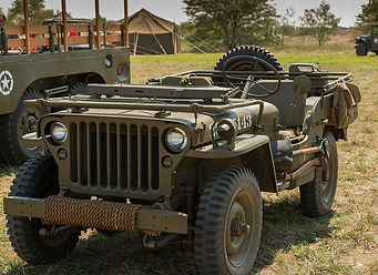 Willys Jeep History Alive