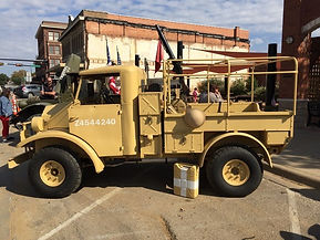 WWII Chevy CMP