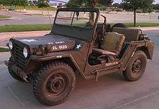 1966 Jeep