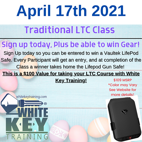 April 17th 2021 LTC