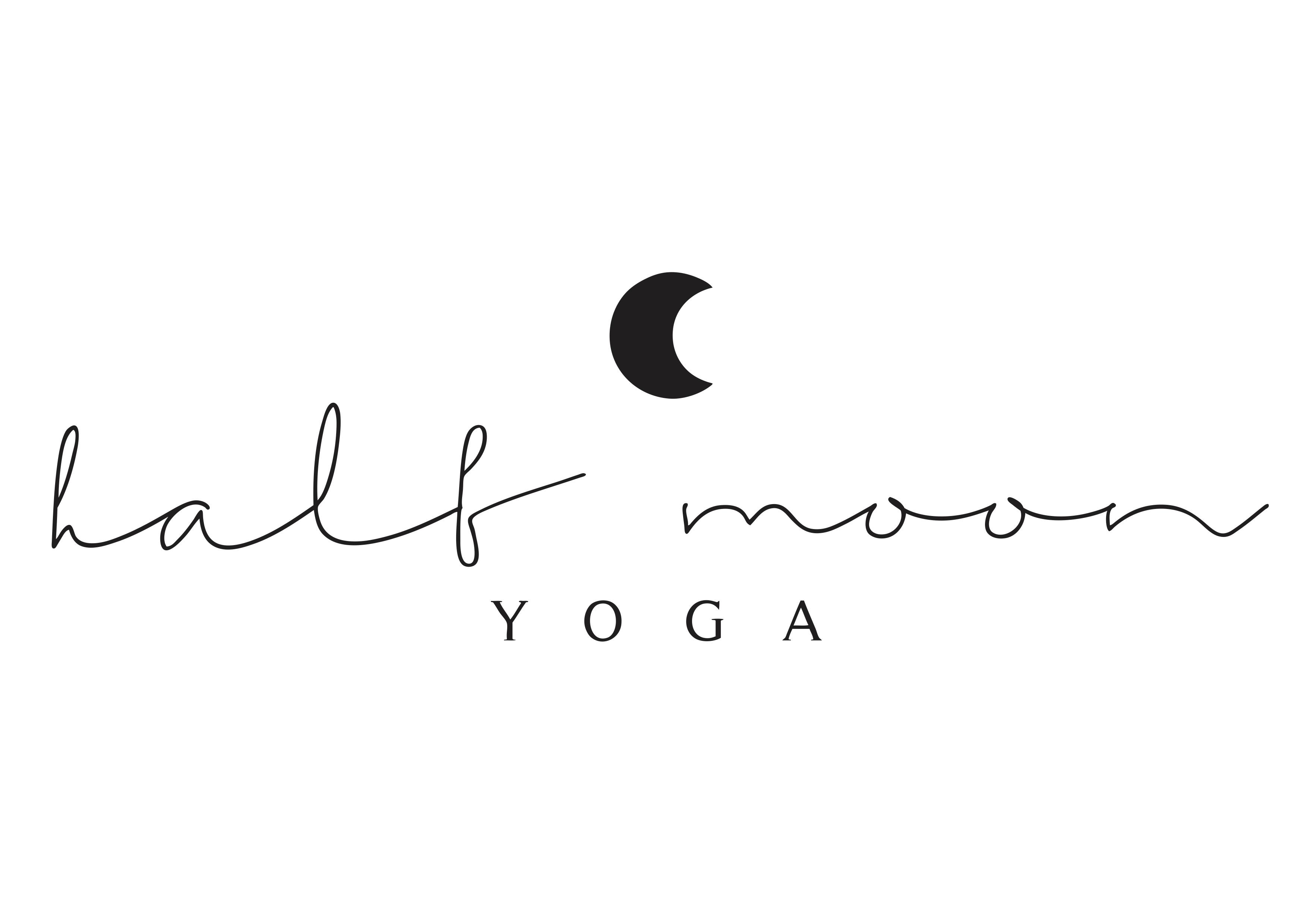 Half Moon Yoga