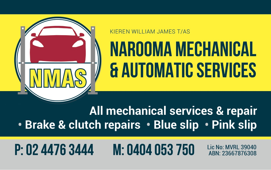 Narooma Mechanical & Auto Services