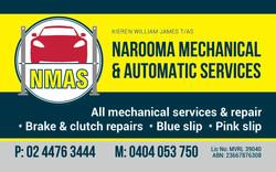 Narooma Mechanical & Auto Services