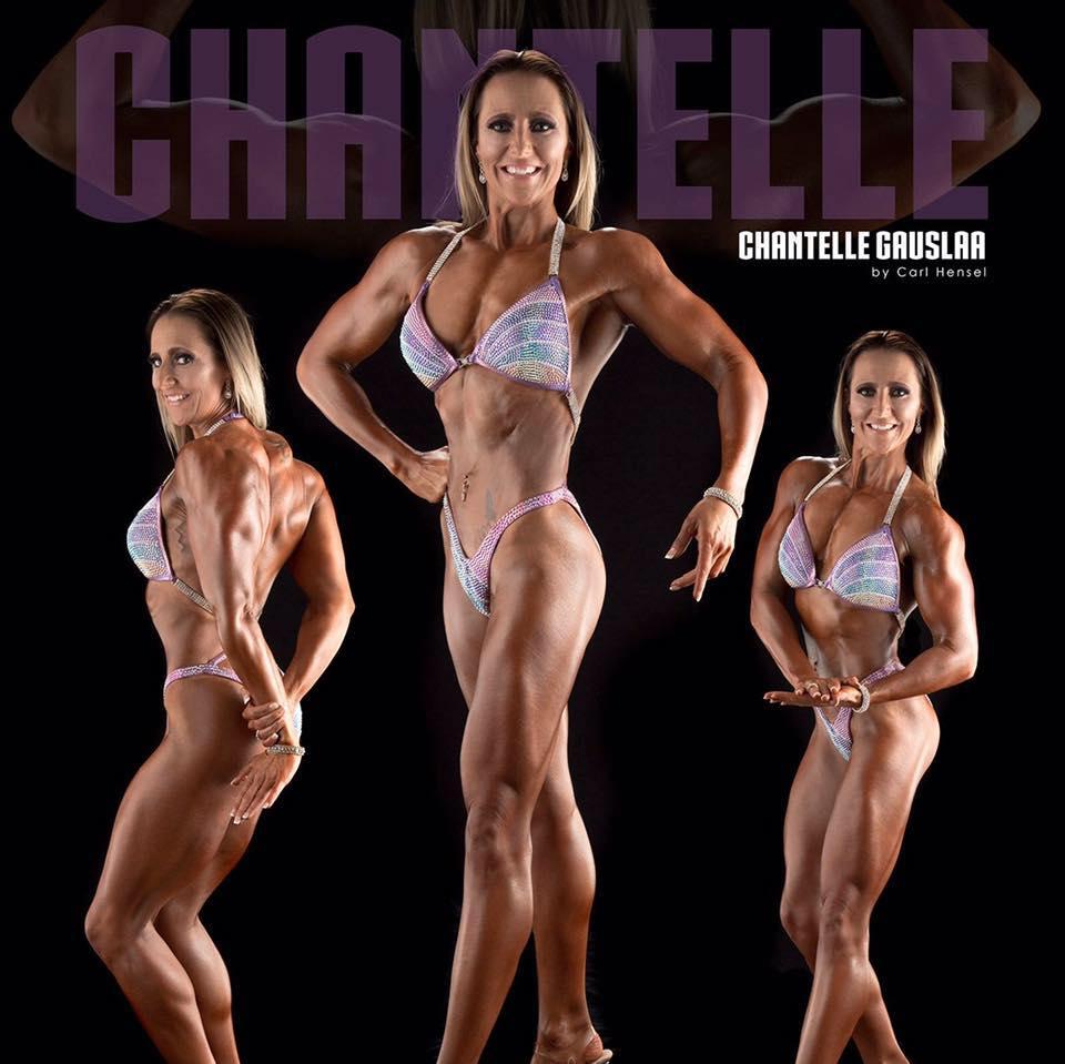 Chantelle Gauslaa Fitness Pro