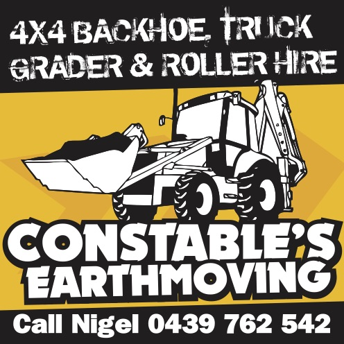 Constable's Earthmoving