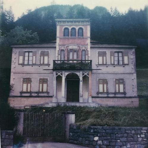 Andrea Haenni - Pontremoli Polaroid SX-70 Scan, Print auf Papier 30x30cm